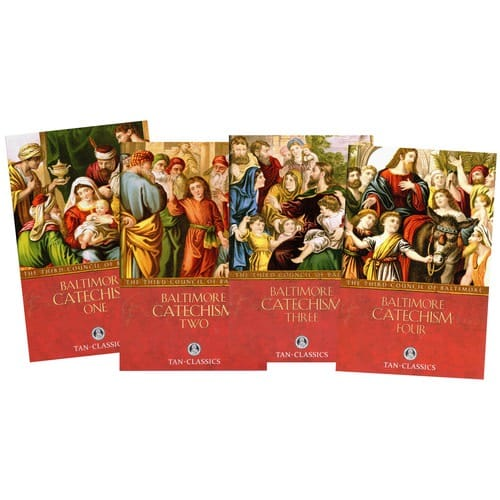 Baltimore Catechism Complete Set