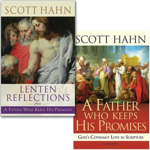 Lenten Reflections & A Father Who Keeps His Promises (2 Book Set)