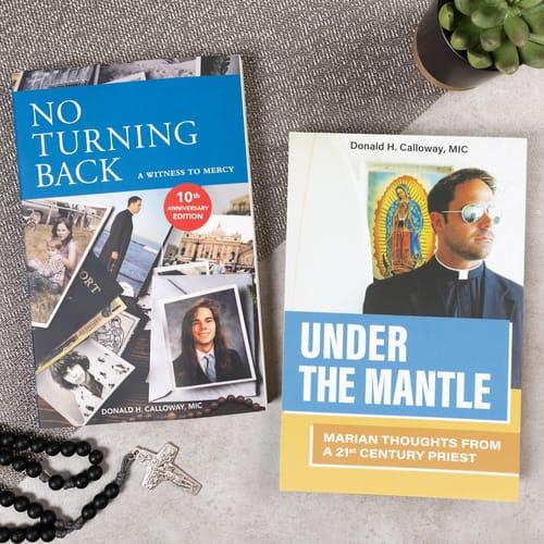 No Turning Back & Under the Mantle (2 Book Set) 9990468