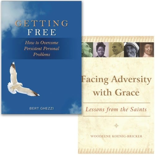 Getting Free & Facing Adversity With Grace (2 Book Set)