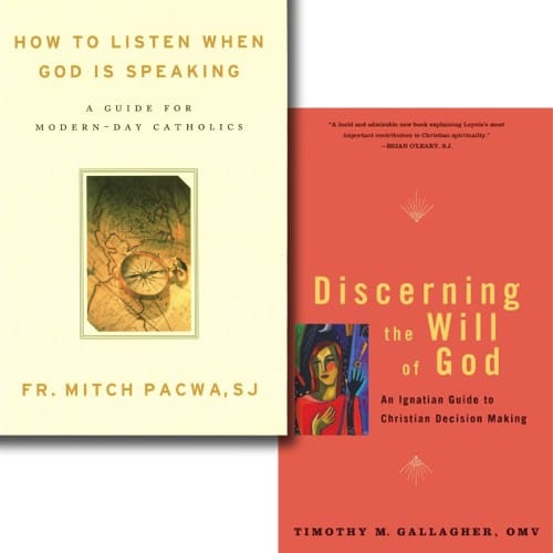 How to Listen When God is Speaking & Discerning the Will of God (2 Book Set) 9990579