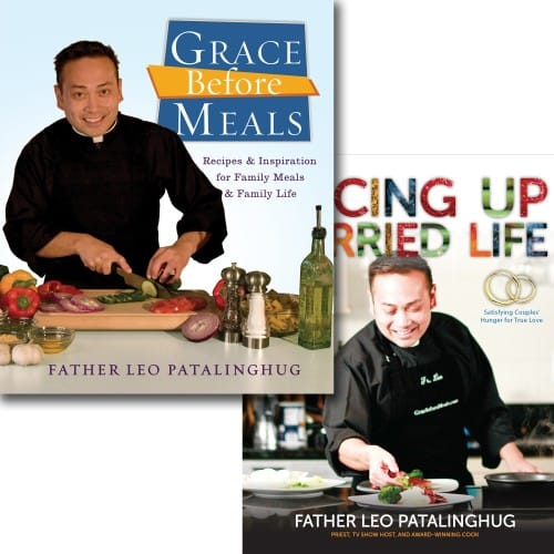 Grace Before Meals & Spicing Up Married Life (2 Book Set)