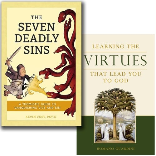 The Seven Deadly Sins & Learning the Virtues (2 Book Set)