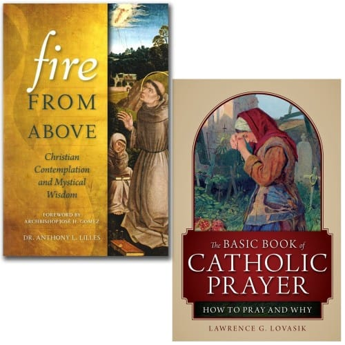 Fire From Above & The Basic Book of Catholic Prayer (2 Book...