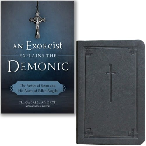 An Exorcist Explains the Demonic & Manual for Spiritual Warfare (2 Book...