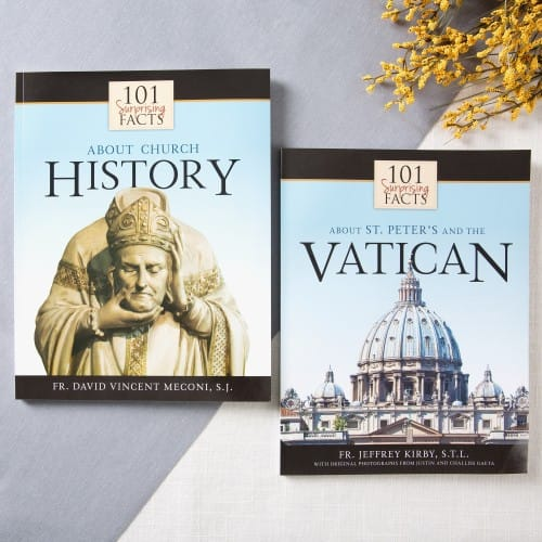 101 Surprising Facts About Church History & St. Peter's and the Vatican...