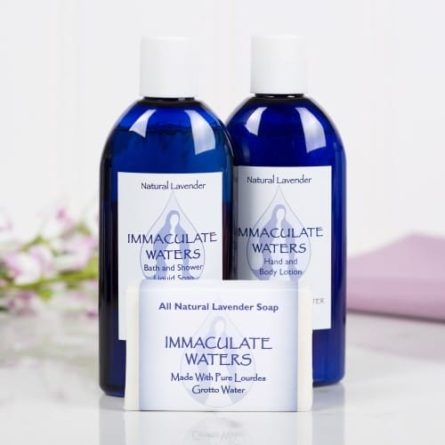 Immaculate Waters Lavender Set (3-Pack)