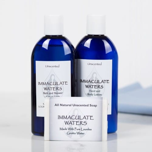 Immaculate Waters Unscented Set (3-Pack)