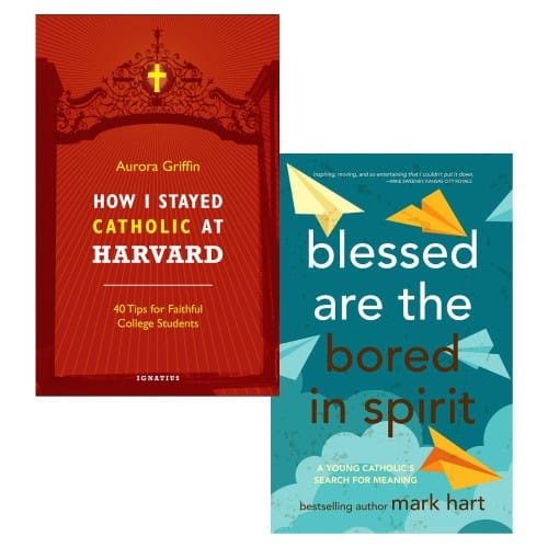 How I Stayed Catholic At Harvard & Blessed Are the Bored in...