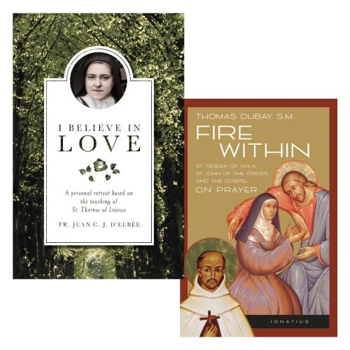 I Believe in Love & Fire Within (2 Book Set)