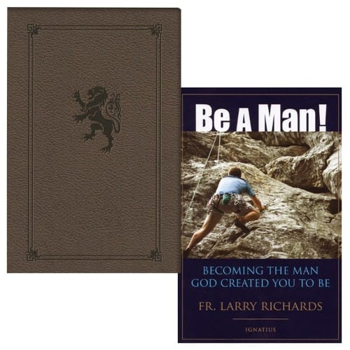 Manual for Men & Be A Man! -Becoming The Man God Created...