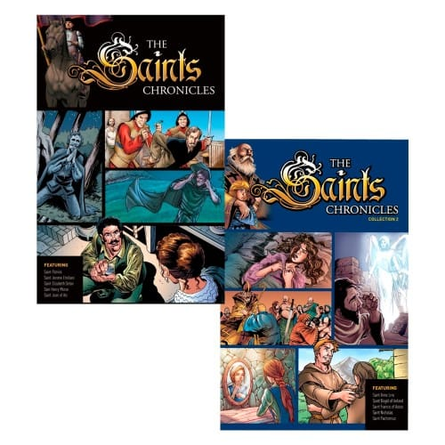 The Saints Chronicles Collection 1 & 2 (2 Book Set)