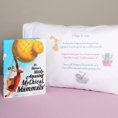 Mr. Mehan's Mildly Amusing Mythical Mammals: A Hypothetical Alphabetical & Personalized Good...