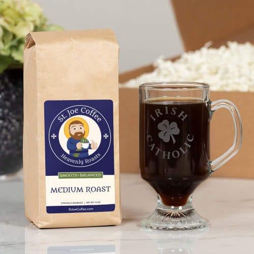 Irish Catholic Coffee Gift Box