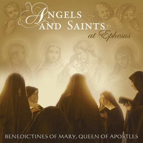 Angel and Saints at Ephesus [CD]