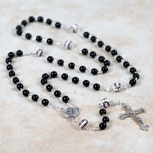 Baseball Rosary
