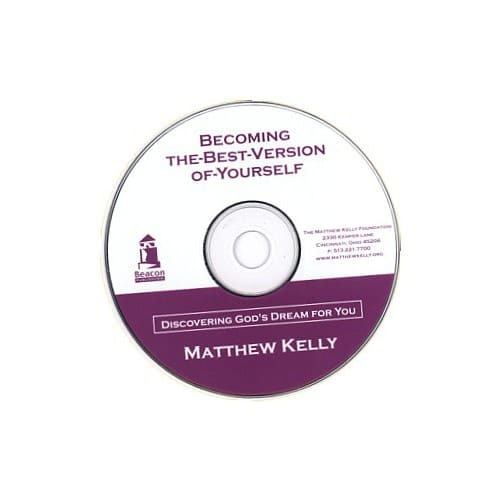 Becoming the Best Version of Yourself (CD)