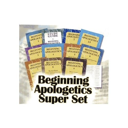 Beginning Apologetics Super Set