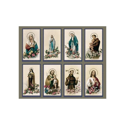 Bella Series Personalized Prayer Card (Priced Per Card)