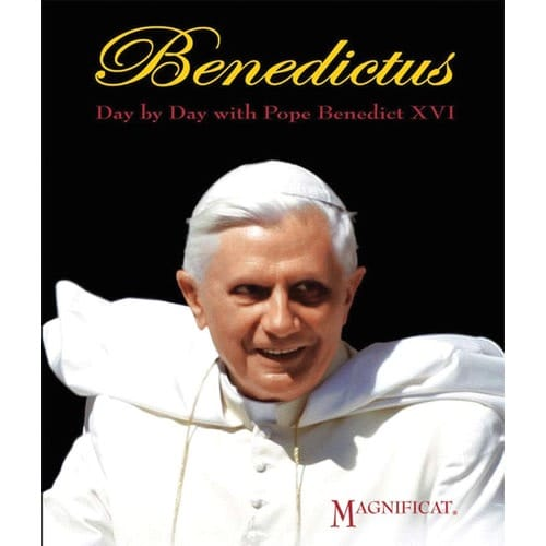 Benedictus-Day by Day with Pope Benedict XVI