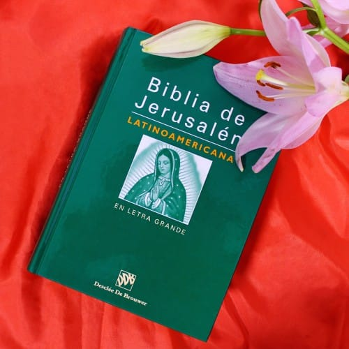 The Biblia de Jerusalen Latinoamericana