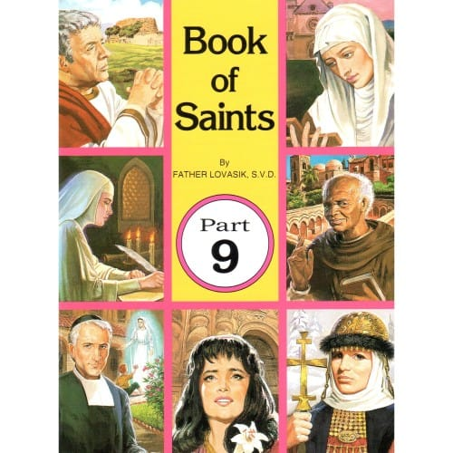 Book of Saints, Part 2 (Pack of 10)