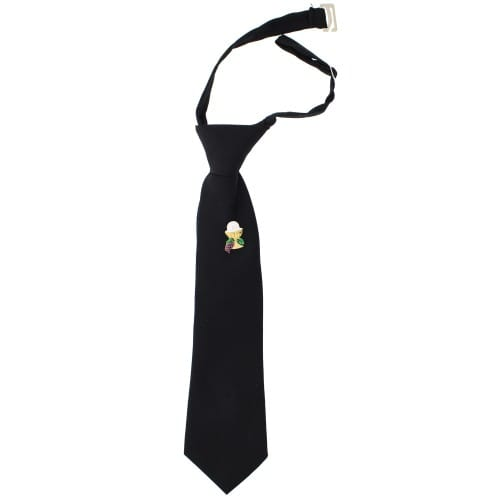 Boy's First Communion Black Tie