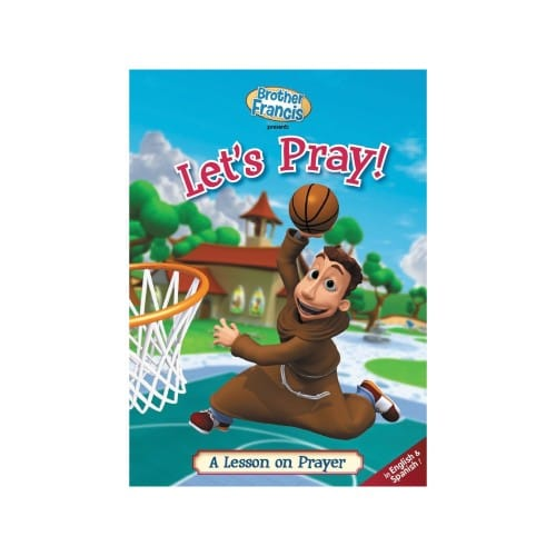 Brother Francis - Let's Pray (DVD)