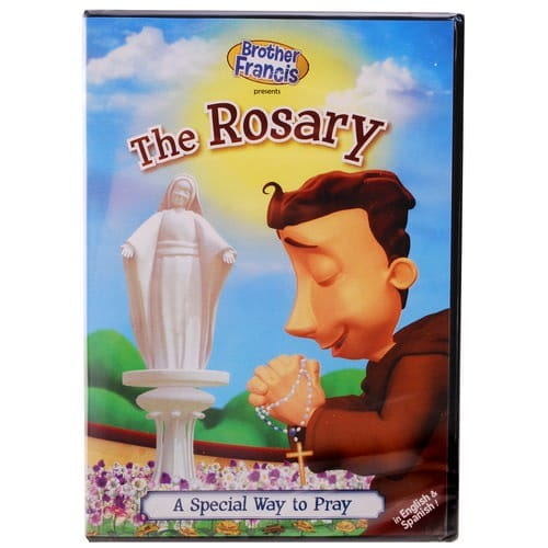 Brother Francis - The Rosary (DVD)
