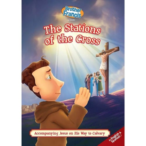 Brother Francis DVD: Stations of The Cross
