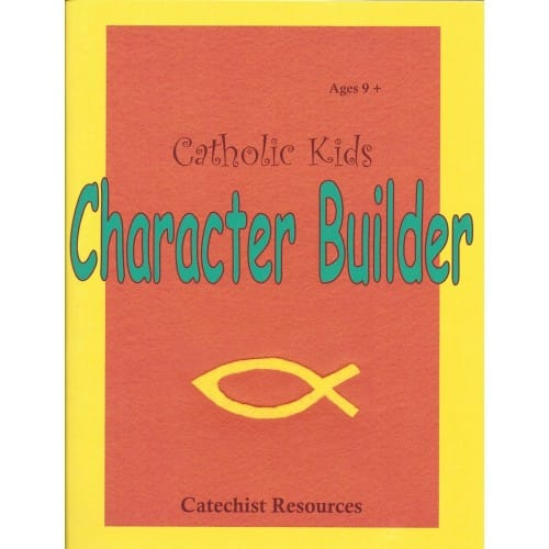 Catholic Kids Character Builder