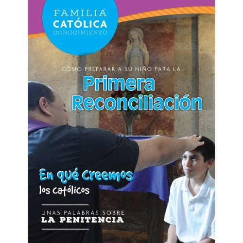 Catholic Parent Know How: First Reconciliation Revised Edition (Spanish)