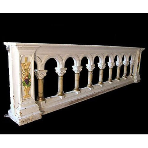 Church Altar Rails For Sale