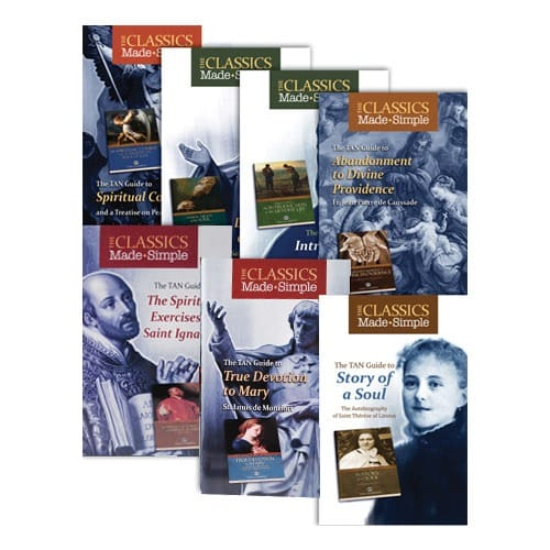 The Classics Made Simple Complete Set (7 Books)