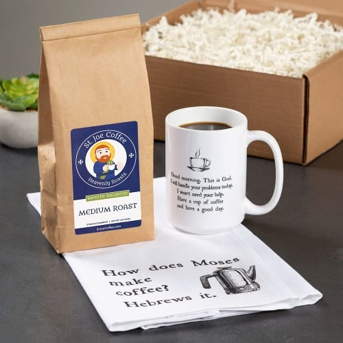 Coffee Humor Gift Box - Large
