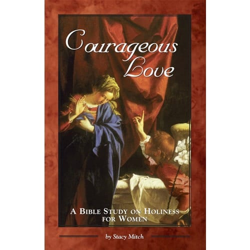 Courageous Love - A Bible Study on Holiness For Women
