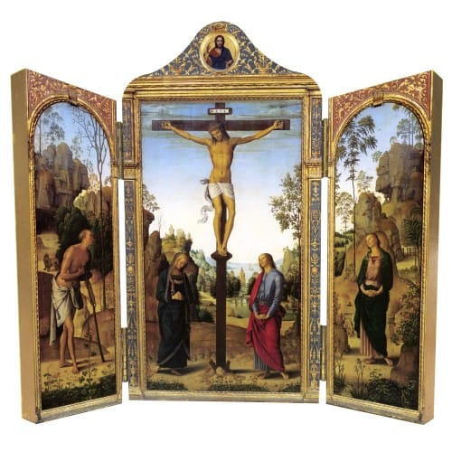 Crucifixion Triptych