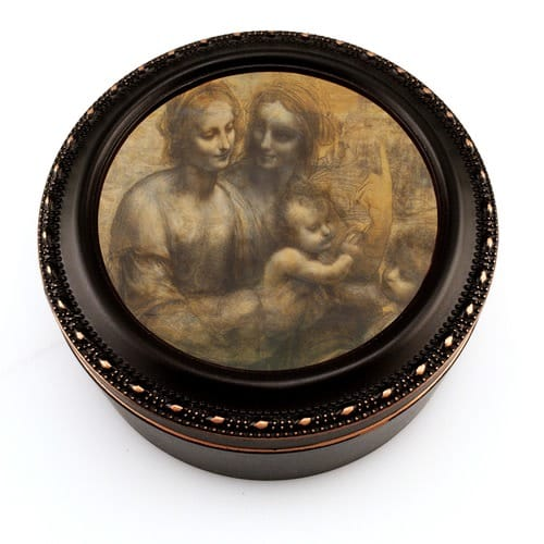 DaVinci Madonna & Child with Saint Anne & Saint John the Baptist