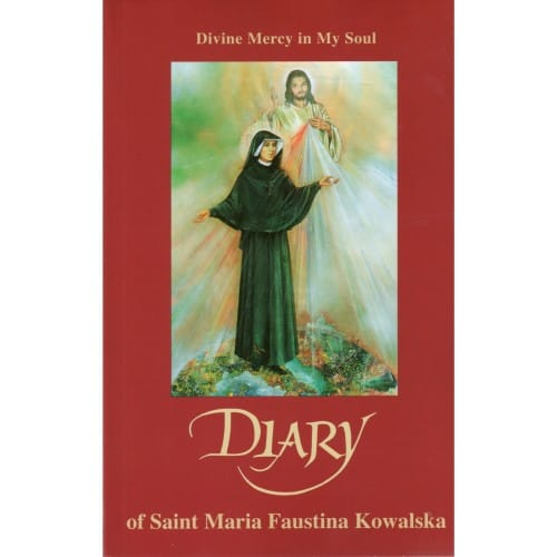 Diary of Saint Maria Faustina Kowalska - Divine Mercy in My Soul (Softcover)