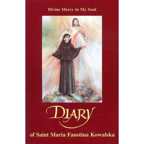 Diary of Saint Maria Faustina Kowalska: Divine Mercy in My Soul (Compact)