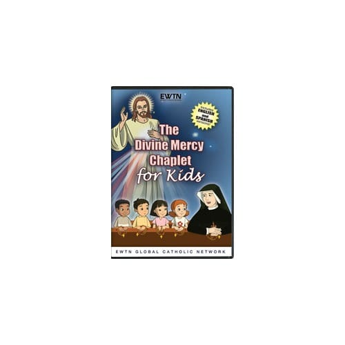 The Divine Mercy Chaplet for Kids (DVD)