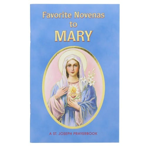 Favorite Novenas to Mary