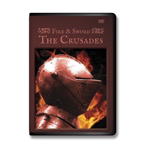 Fire & Sword: The Crusades-DVD