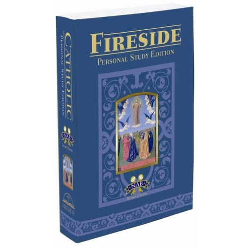 Fireside Personal Study Bible (NAB-RE)