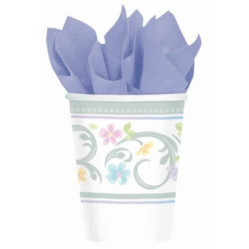 First Communion Party Cups, Neutral