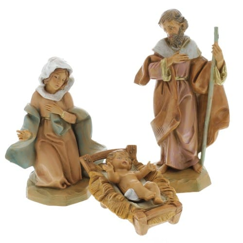 Fontanini Holy Family 3 Piece Set 5