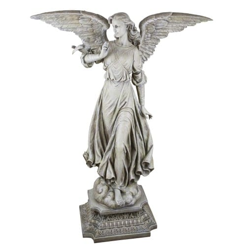 Garden Angel Figure - 46.5 inches