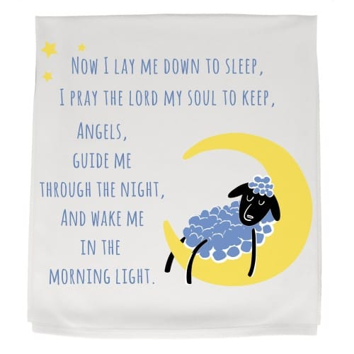Good Night Prayer Blankie