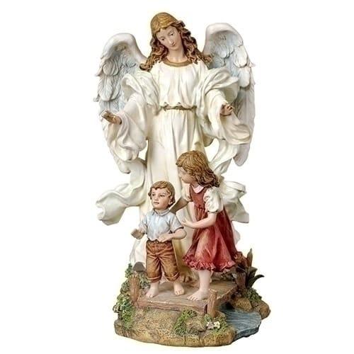 Guardian Angel Statues Figurines Guardian angel statueGuardian Angel Statues Figurines