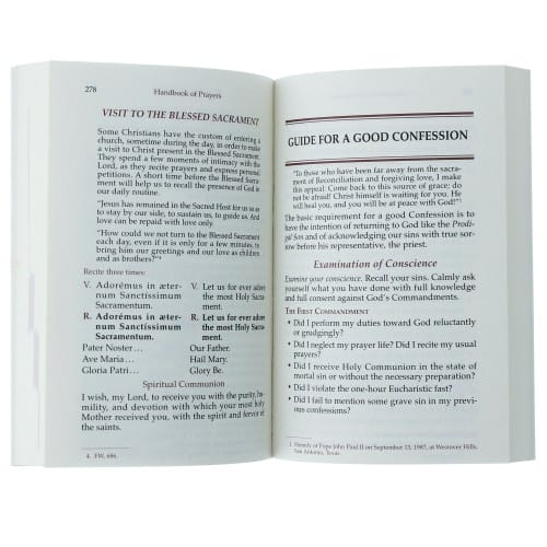 Handbook of Prayers, 7th Edition